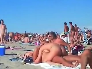 beach, amateur, couple, public, straight, swingers